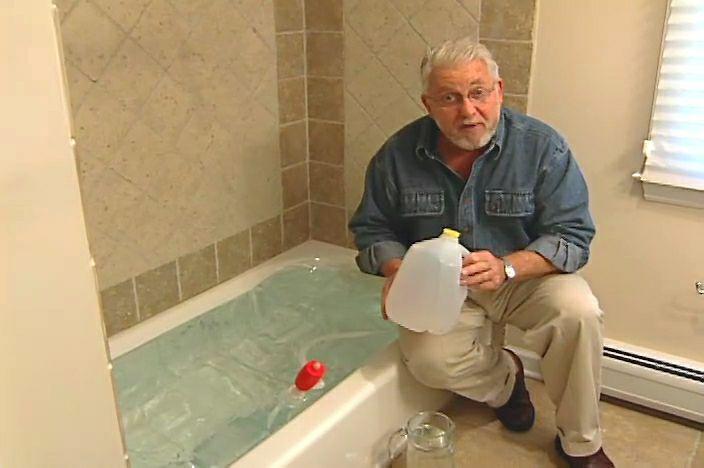 Best 25 bathtub liners ideas on pinterest bathtub for Cast iron tub vs fiberglass