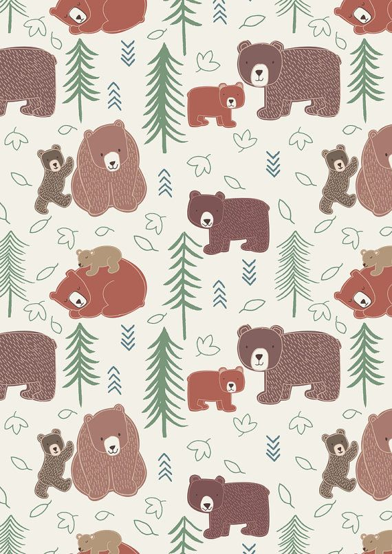 206 best Fabric - Children images on Pinterest | Fabric, Kid ... : big bear quilt shop - Adamdwight.com
