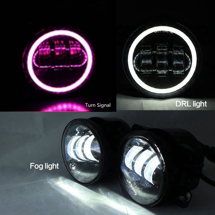 57.65$  Watch more here - http://aixhu.worlditems.win/all/product.php?id=32735281085 - 30W Fog Light Led Fog Lamp Fog Lights Kit for Off Road Jeep Tractor Boat (White/pink Halo)