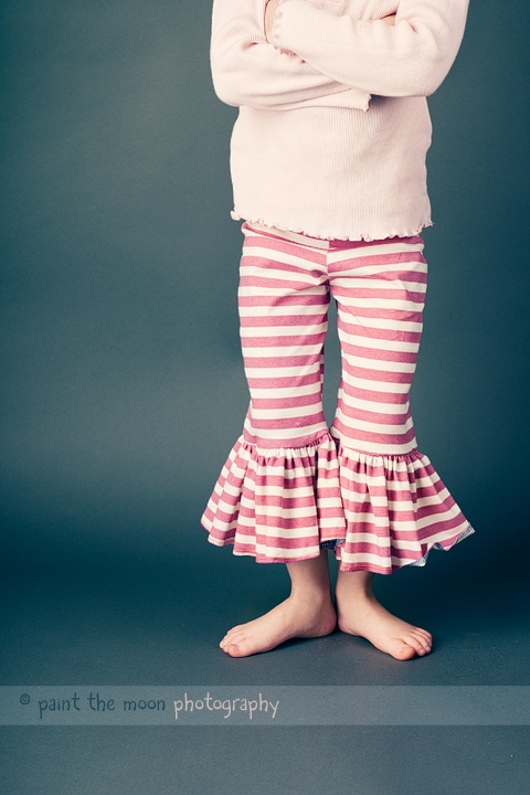 must add to 'make' list. BOTH girls like these pants, although not the pattern.