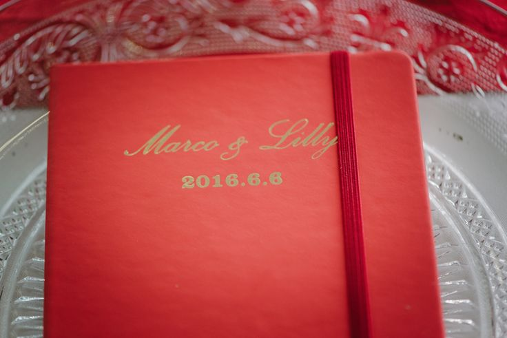 Note book / journals with gold foiling on the front cover. Created + designed by Secret Diary designs.