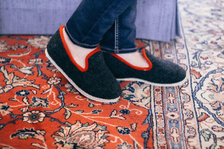 Spring Slippers