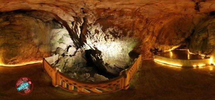 ''İÇİNDE AKARSULAR VE GÖLLER BULUNAN MAĞARA''  İnsuyu Mağarası'nı Sanal Tur ile 360 Derece Gez!  Mekan360 ile heryerden, gezdiğin yeri 360° hisset