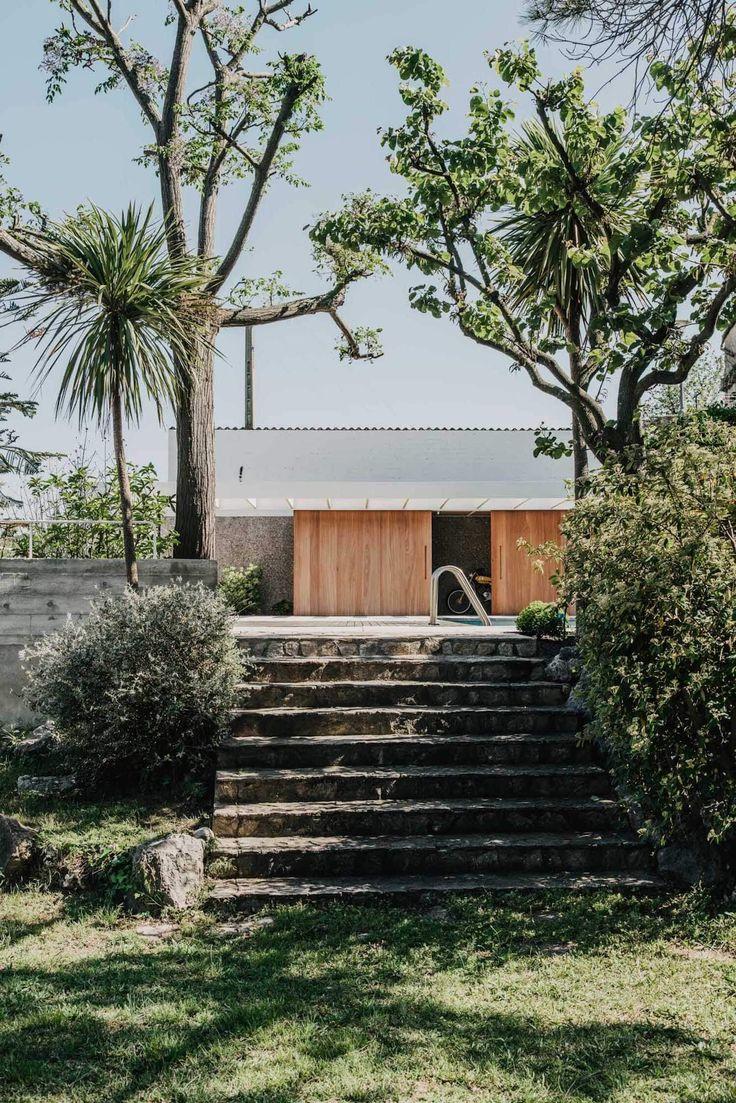 Outdoor Space | Saint Mori Summer Home by Mesura | est living