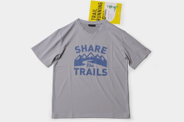 MMA SHARE the TRAILS Tee