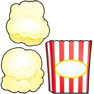 Popcorn Contest Idea - Get Popcorn to fill Box