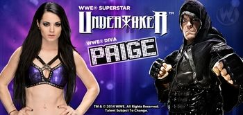 UnderTaker & Paige at Next Months Comic Con. Check out how expensive the freaking autographs are! wweRumblingRumors.com ‪#‎WWE‬ ‪#‎UNDERTAKER‬ ‪#‎PAIGE‬ ‪#‎WRESTLING‬ ‪#‎NEWS‬ ‪#‎AUSTIN‬ ‪#‎AUSTINCOMICCON‬ ‪#‎DEADMAN‬ ‪#‎DIVASCHAMPION‬ ‪#‎DIVAS‬ ‪#‎TOTALDIVAS‬ ‪#‎FANS‬ ‪#‎MOVIES‬