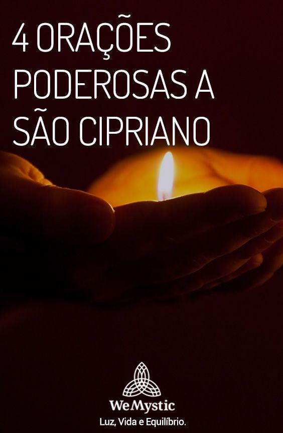 Orações De São Cipriano Contra Inveja E Mau Olhado Frases