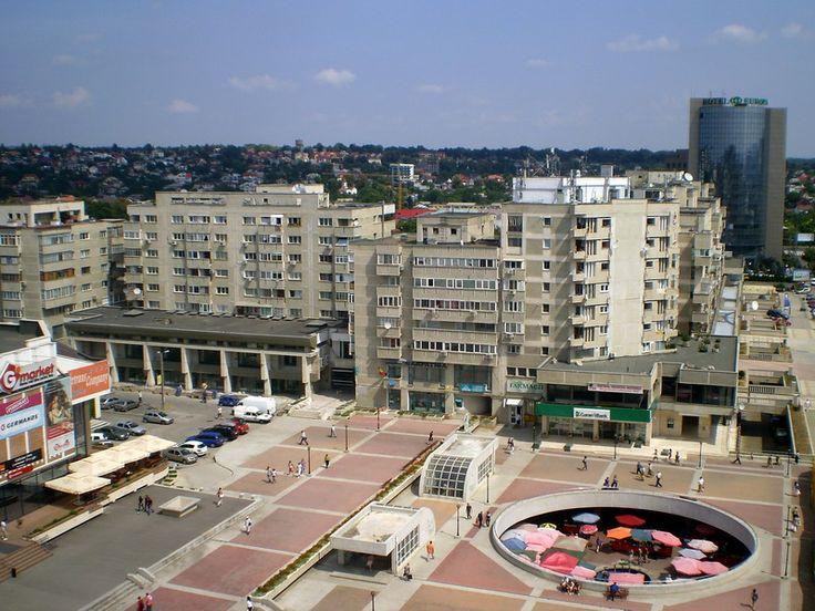 Orasul Iasi, Romania.
