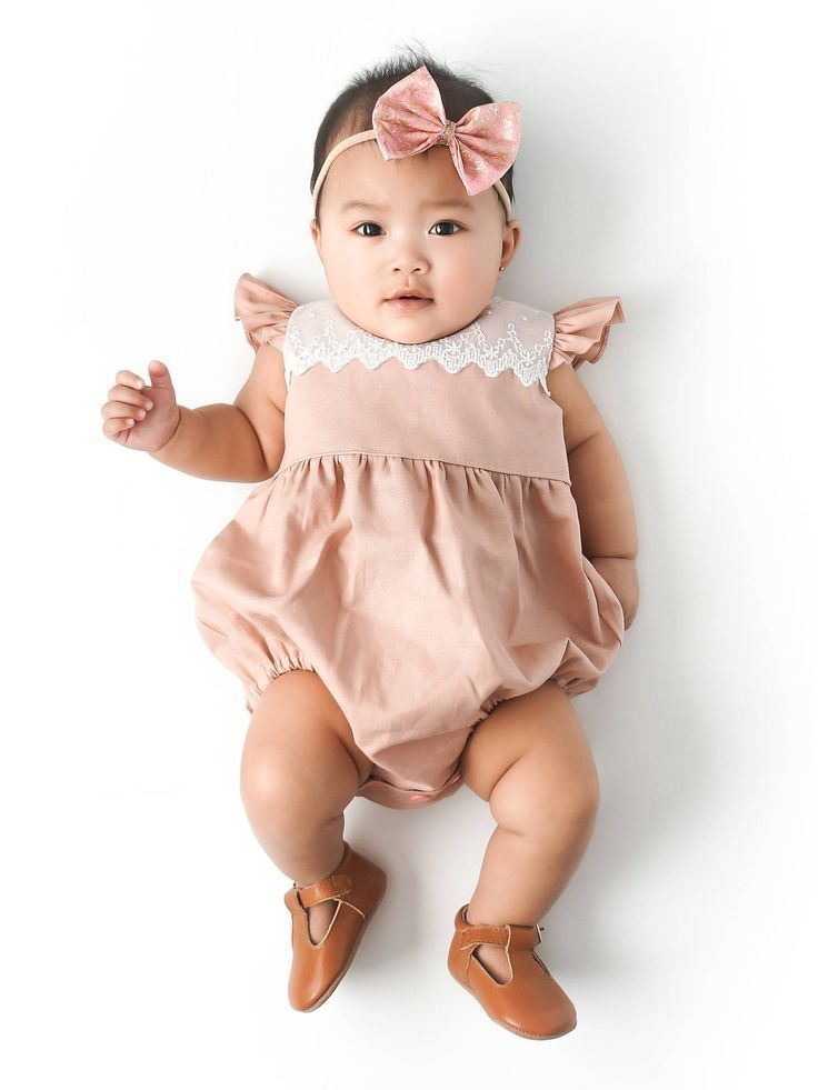 10 Best Handmade Baby Rompers on Etsy in 2018 | Baby girl