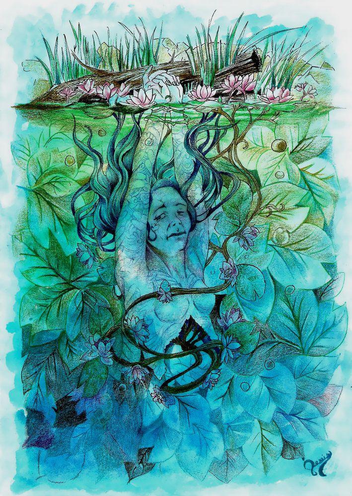 Neptune Ristra Ristra Candil Por Iosaferran Personajes Dibujando Net Lapices De Colores Dibujos Candil