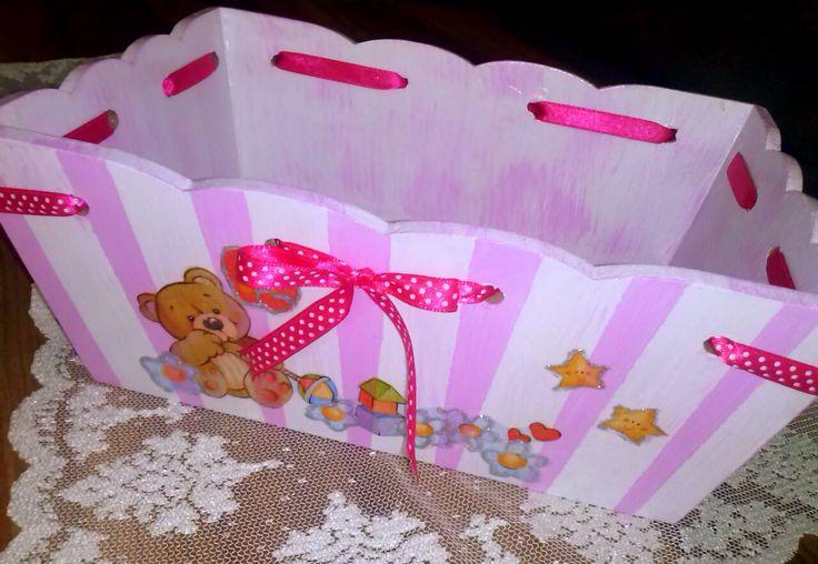 Handmade, baby box, bebek kutusu