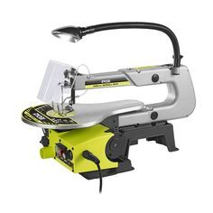Ryobi 125W 405mm Scroll Saw I/N 6210417 | Bunnings Warehouse