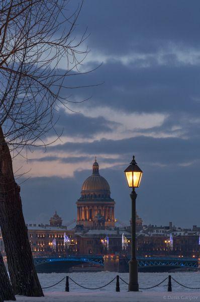 Saint Petersburg, Russia (by Denis Garipov)