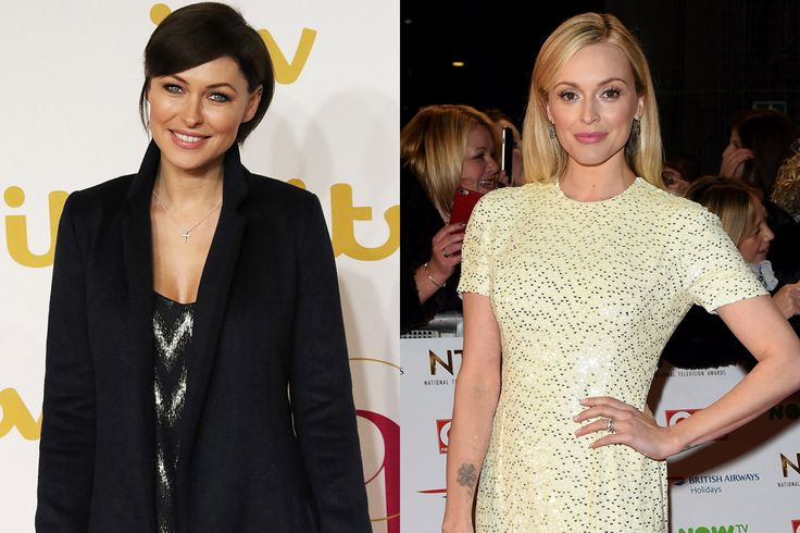 TV babes Emma Willis and Fearne Cotton revealed as the...: TV babes Emma Willis and… #EmmaWillis #EmmaWillisPregnant #IsEmmaWillisPregnant