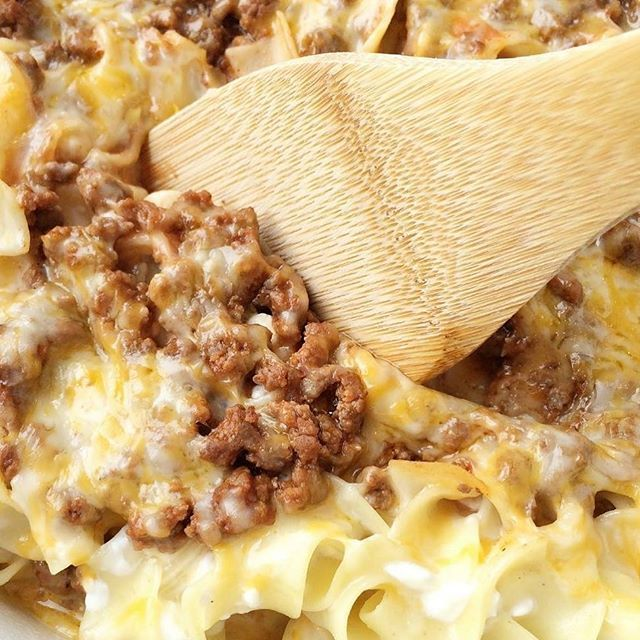 Beef Noodle Bake Is My Family S 1 Most Loved Dinner Recipe Full Of Cheese Egg Noodles Cottage Cheese And Seasoned Ground Beef Recipes Beef Recipes Food