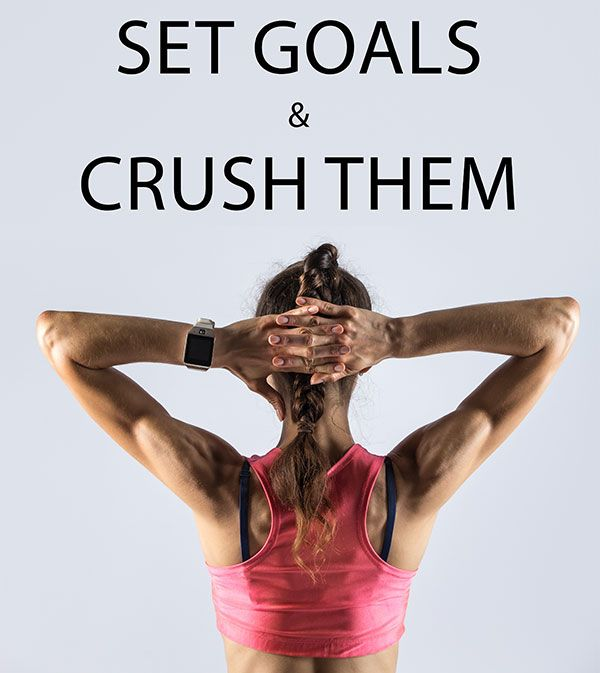 Focus on goals that are SMART (specific, measurable, attainable, realistic, and timely).  http://qoo.ly/k9jr5