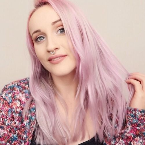 PINKYPINKPINK!  yay!! In love with my new hair color!!! New...