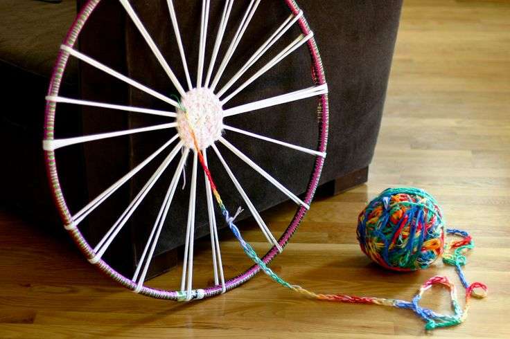 44 Best Images About Yarn Crafts For Kids On Pinterest
