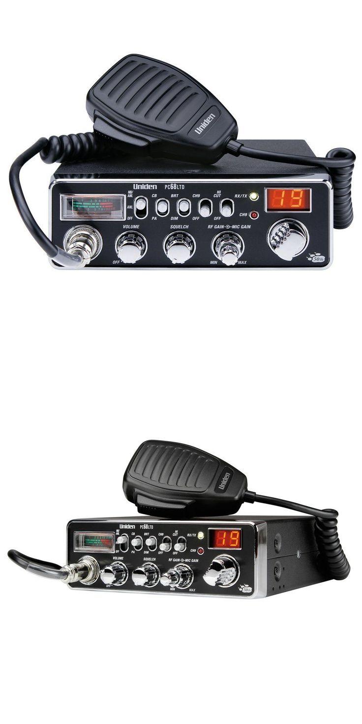 CB Radios: Uniden Pc68ltd Cb Radio - Brand New Citizens Band Mobile Transceiver -> BUY IT NOW ONLY: $69.99 on eBay!