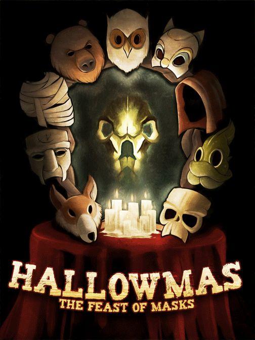 Hallowmas illustration for Fallen London