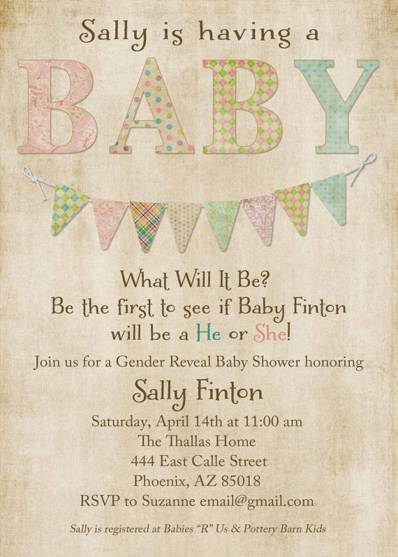61 best Parties Gender Reveal images on Pinterest Gender reveal
