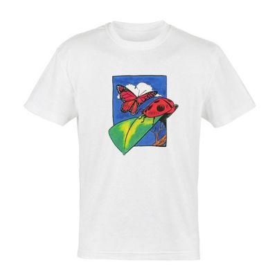 Ladybug Adult T Shirt