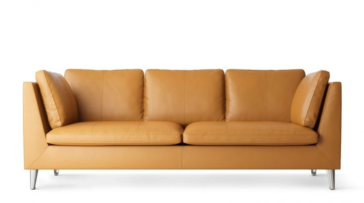 Ikea Leather Sofas