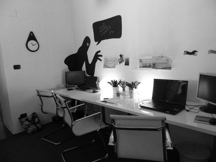 Office, Architecture, Design