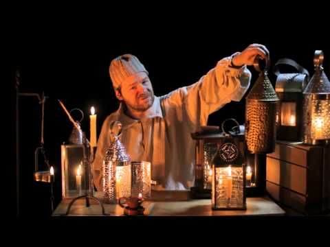 18th Century Lighting by Jas Townsend and Son. A descriptive video about all the different oil lamps and candle lanterns used in Colonial America. It's an advertisement, but very well done and informative. Enjoy! 5:27mins