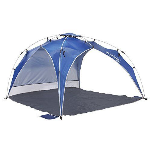 Camping Shelters - Lightspeed Outdoors Quick Canopy Instant Pop Up Shade Tent * You can get more details by clicking on the image.