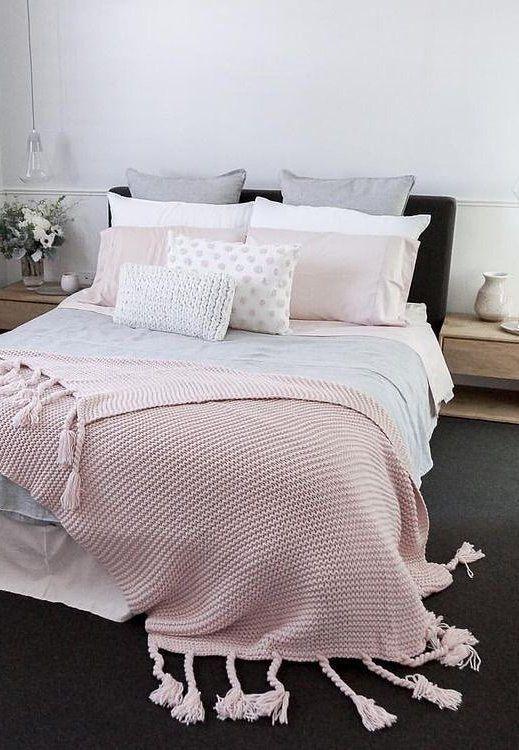 Le gris et le rose ne sont uniquement réservés aux chambres pour