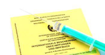Wer ins Amazonasgebiet reist, muss zwingend eine Gelbfieber-Impfung vorweisen. Da auch in zahlreichen anderen Regionen des Landes ein mittleres bis geringes Risiko besteht.