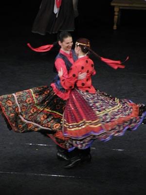 spectacle Tzigane hongrois