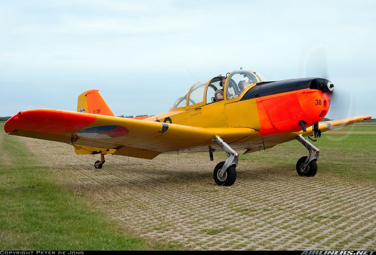 Fokker S.11-1 Instructor aircraft picture