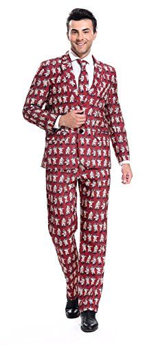 0c293cc05595 Nice Top 10 Best Men's Costumes Suit Christmas - Best of 2018 Reviews