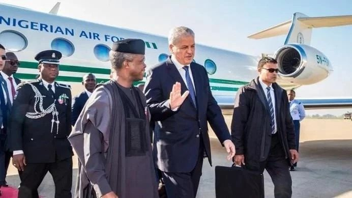 Nigeria's Acting President Yemi Osinbajo has been invited to in Taormina, Sicily in Italy to represent Nigeria at the ongoing G7 summit.
