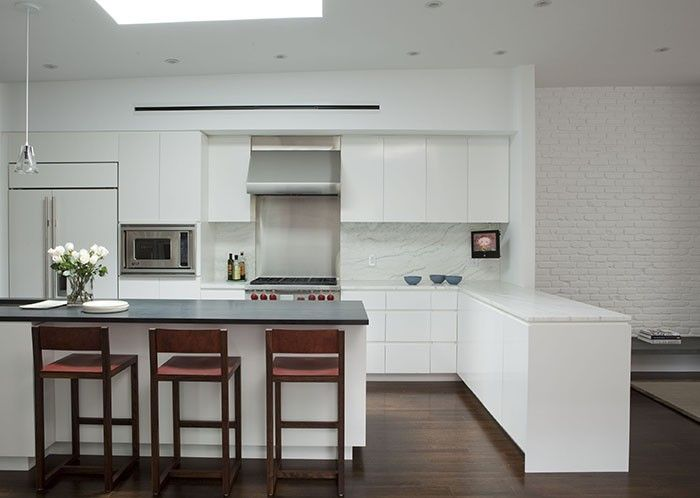Khanna Schultz, Cobble Hill Townhouse, Architect Is In | Remodelista