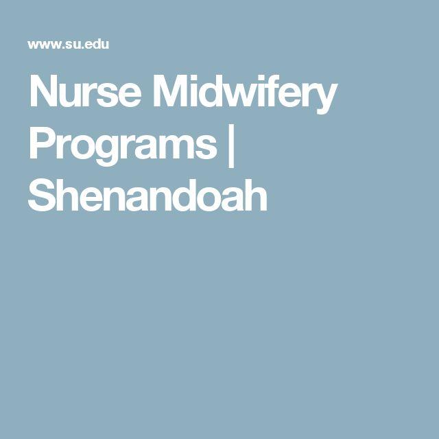 Nurse Midwifery Programs | Shenandoah