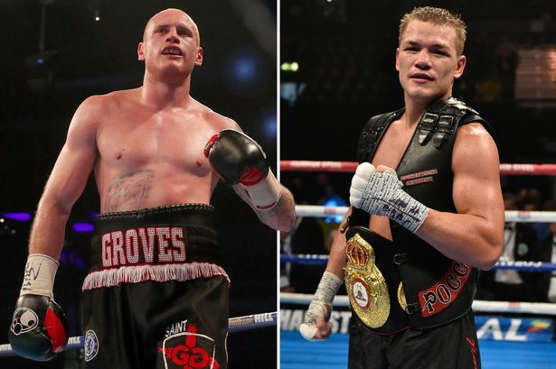 FOLLOW AND SHARE  GROVES FACES CHUDINOV FOR WORLD TITLE AT BRAMALL LANE   Londoner gunning for WBA strap on May 27   Sheffield, UK (May 6th, 2017)– George Groves will challenge Fedor Chudinov for the vacant WBA World Super-Middleweight title at Bramall Lane in Sheffield on May 27, live on Sky Sports Box Office as …