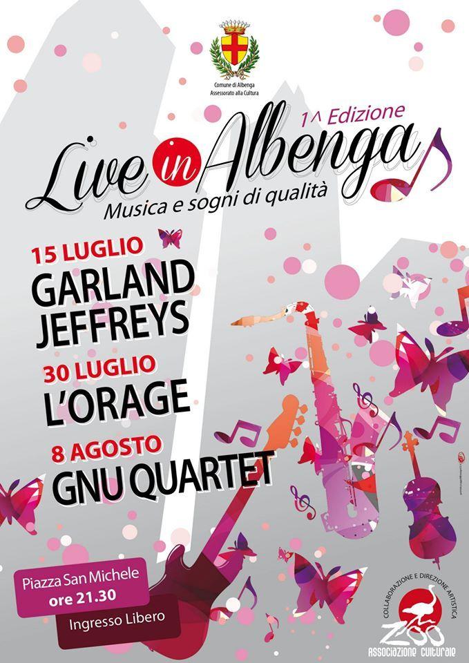 Live Music in #Albenga   Summer 2014 - #sltmoments