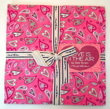 Love Is In The Air Moda Layer Cakes 10 Quot Fabric Quilt Sq