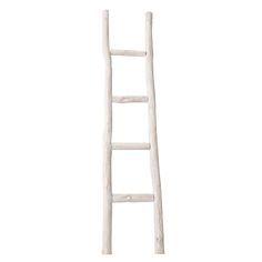 Wooden Ladder Towel Rack - Occasional Furniture - Living Room | Zara Home Danmark