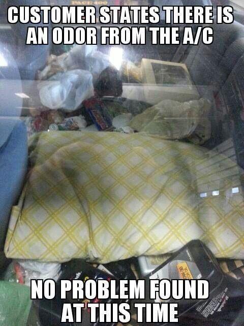 Odd Smell Nah Car Jokes Mechanic Humor Funny Car Quotes