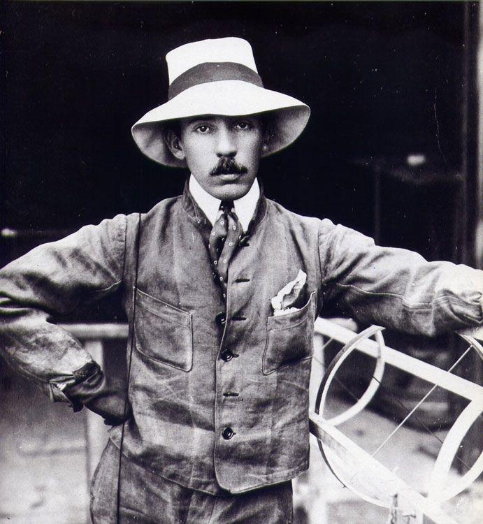 Alberto Santos-Dumont 1873-1932