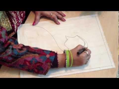▶ Madhubani Art with Bharti Dayal - YouTube