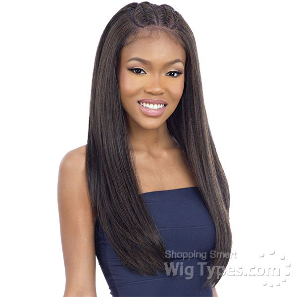 Mayde Beauty Synthetic Hair Pre Braided