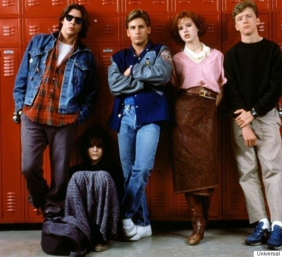 1985: The Breakfast Club - The Best Teen Movie From The Year You Graduated High School - Photos