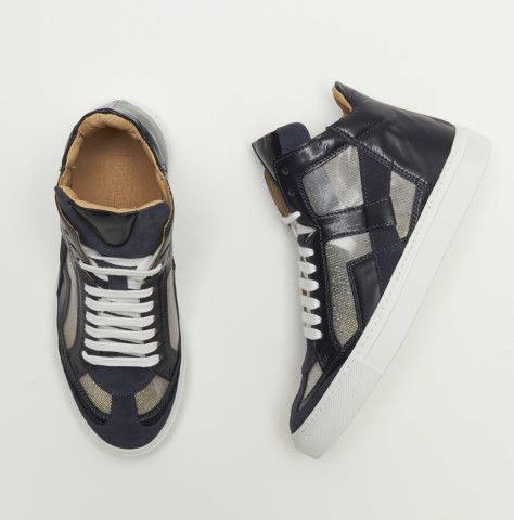 MM6 Maison Martin Margiela Sneakers in Blue, Kick it in style, grab these kicks off Keep before your friends do!