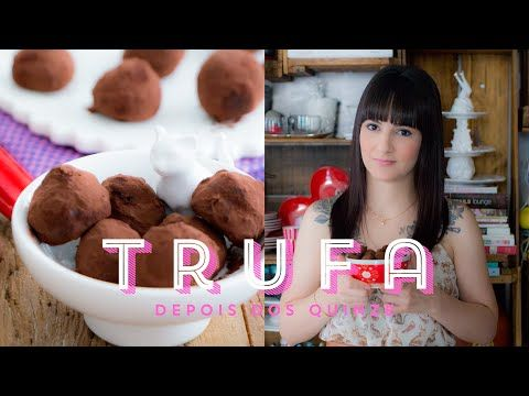 TRUFA DE NUTELLA CASEIRA | Depois dos Quinze 25 #ICKFD - YouTube